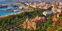 Malaga Travel Guide / We're pinning the best of Malaga! Including the best things to do in Malaga, what to eat in Malaga, and the top sights, museums, parks and attractions. We are local Malaga experts and love to share what we know!