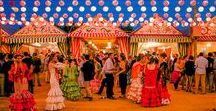 Spanish Traditions / Spain really knows how to throw a good party and is well-known for a lot of its epic holidays! Explore some of the most known (and unknown) Spanish fiestas here!