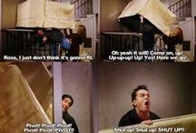 Pivot! / Quotes from Friends