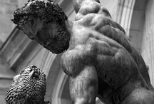 скульптура мен sculpture man