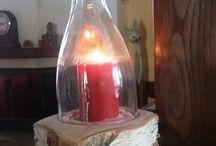 candele / Candele rustiche