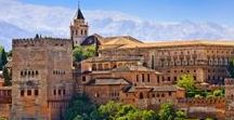 Granada Travel Guide / We're pinning the best of Granada! Including the best things to do in Granada, what to eat in Granada, and the top sights, museums, parks and attractions.