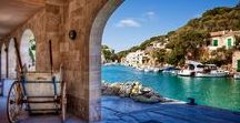 Mallorca Travel Guide / We're pinning the best of Mallorca! Including the best things to do in Mallorca, what to eat in Mallorca, and the top sights, museums, parks and attractions.