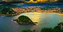 San Sebastian Travel Guide / We're pinning the best of San Sebastian! Including the best things to do in San Sebastian, what to eat in San Sebastian, and the top sights, museums, parks and attractions.