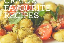 Craig's Favourite recipes from The Usual Saucepans / These are some of my favourite recipes from The Usual Saucepans, the recipes I go back to and make time and time again.