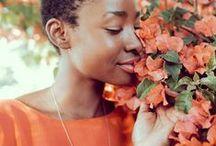 People & Flowers