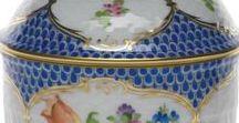 HEREND PORCELLANA / porcellane