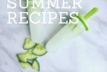 Summer 2018 Recipes / Great tasting recipes you can make this summer - dinners and lunches for summer 2018!