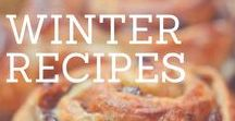Winter recipes / Ideas, baking, and recipes to keep you warm and healthy throughout the winter. Quick and easy dinner recipes using healthy and seasonal ingredients to help you through the long nights of the winter.