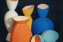 CERAMIC & GLASS ART