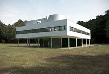 le corbusier / villa savoye