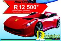 Whats on Special!!! / Kids Car Beds; Bunks and bedroom sets now on Offer Whilst stocks last!!!