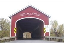 Covered Bridges of Washington County, NY and nearby Vermont