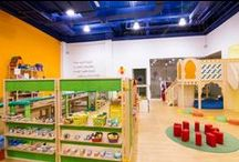 Our Classrooms and Facilities / State of the the art Montessori Classrooms and activity areas
