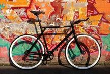 Bikes Worth Riding / Fixed gear, short track, commuter bikes.