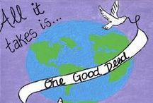 Good deeds,good karma