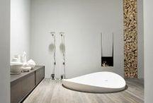 Interior dreams - bathroom and water