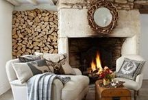 CAMPO DECOR / Country Home Decoration  / by ANA CALÓ
