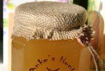 Honey & Honey Packaging / Best honey in the world!
