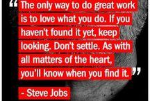 Mantras / Motivational, inspirational.