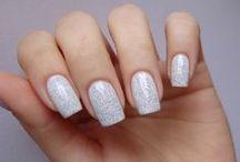 My nail polishes