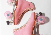 ♥ Pink ♥ / Tableau d'inspirations couleur rose