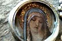 Religious / Angel,s churches, saints, maria, jesus, icons