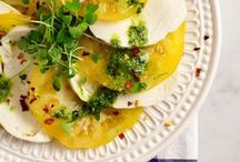 Bunny's plate / Salads