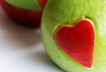Valentine Day / ideas for food , decoration and presents / Cositas para decorar tu casa para San Valentín