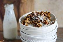 Good morning! / Breakfast recipes
