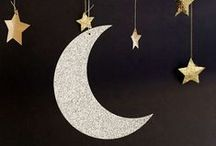 ♥ Moon & stars ♥