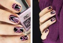 Nail Art - Nail Stamping & co / Cruelty-free less toxic brands used for  #NailArt #NailDesign #NailStamping inspirations #Mani