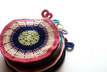 Potholders / by Gabriela Maneiro
