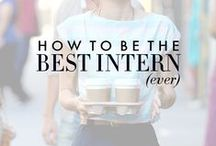 MC Interns / How to make yourself more competitive AND maximize your internship experience. / by Meredith College OCP