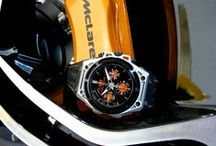 Automobiles and Watches