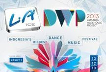 DJAKARTA WAREHOUSE PROJECT 2013 : #DWP13 / Friday, 13 December 2013 at Eco Park Ancol. Promoted by ISMAYA LIVE