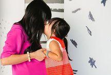 Momma Fashion / Stylish and simple mommy fashion
