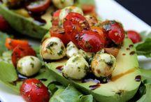 Eten en drinken / Dit bord gaat over lekker eten en drinken. Het zijn tips om een keer klaar te maken!
