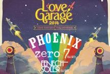 #LOVEGARAGE14 / Friday, 17 January 2014 at EX Park, Plaza Indonesia Complex. Promoted by ISMAYA LIVE and FUTURE 10