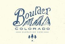 Beautiful Boulder / Boulder, Colorado is a wonderful place full of culture and fantastic scenery