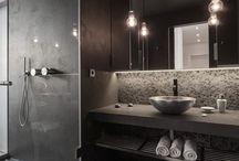 Home - Bathroom + Laundry