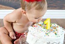 Baby's 1st Birthday Party