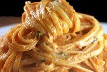 Olasz ételek