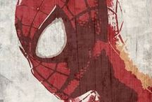 Spider Man Artworks / Best of Spidey.