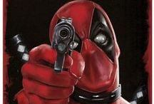 Deadpool Artworks / All about the lulz.