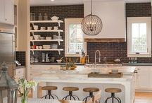 Farmhouse Flair / Country/Farmhouse style kitchens
