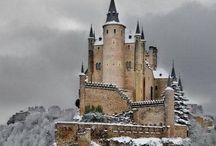 Castles & Fortresses / Stumbling blocks?I keep all - some day I will build a castle!  Fernando Pessoa / by Xtina