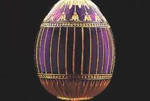 Eggs / Fabergé & others