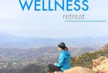 Health and Wellness Travel / Eating well on the road, fitness tips for travel, spa and wellness resorts.. and more!