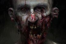 Zombie Artworks / Arrrrrghhhh Grrrrghhhhhhh
